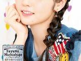 Michishige Sayumi Birthday Event 2020 ~Kotoshi wa Zen'yasai~