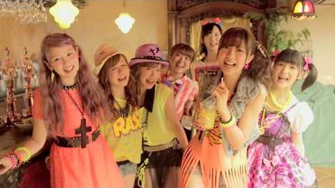 Berryz Koubou - Loving you Too much (MV) (Party Ver