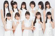 Morning Musume '16 promoting Sou ja nai