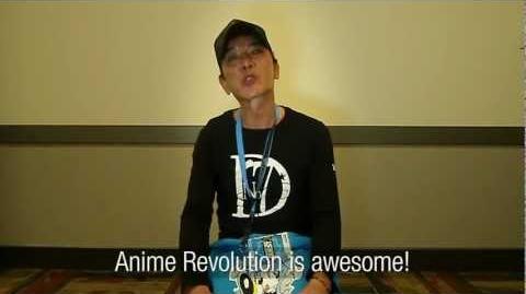 ANIREVO SUMMER 2012 Nakata Jouji's Farewell Message