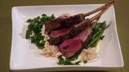 Trenton's Black Jacket Dish (Round 1)