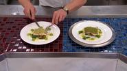 Michelle (S17)'s Black Jacket Dish (Round 1)