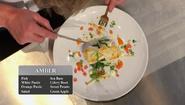 Amber's Black Jacket Dish (Round 1)