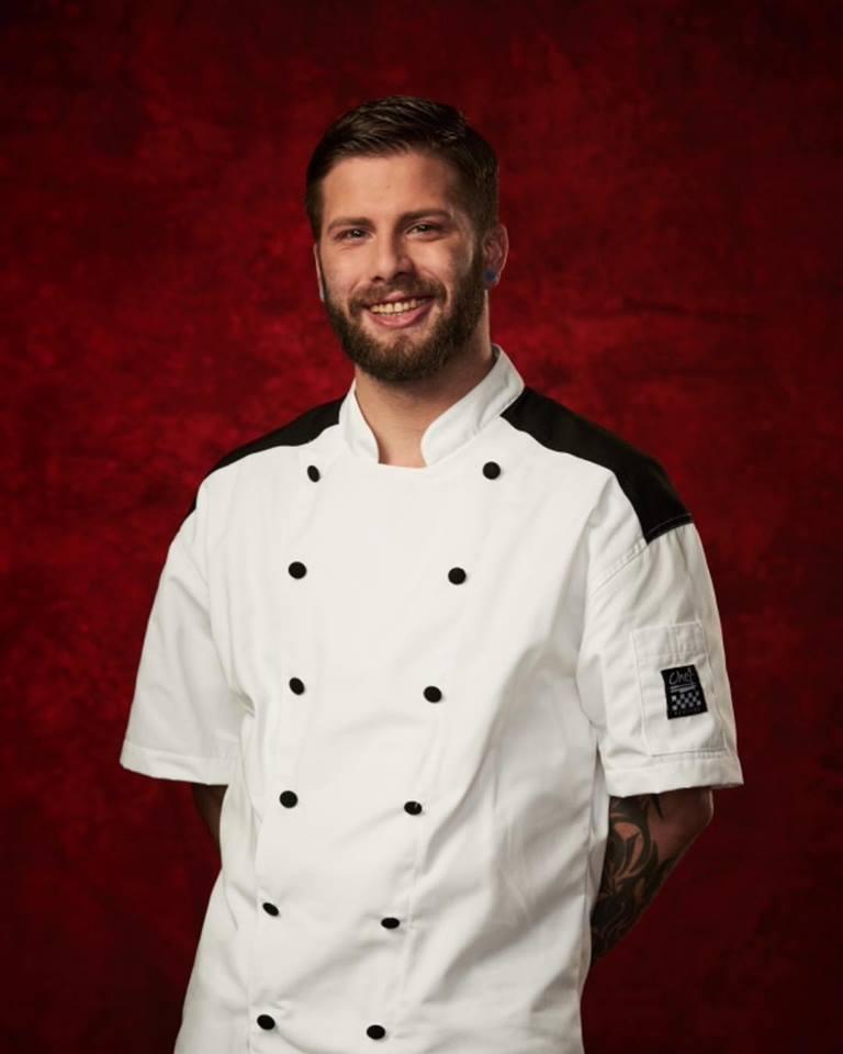 Chris Mendonca Hells Kitchen Wiki Fandom