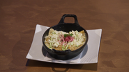 Antonio's Black Jacket Dish (Round 3)