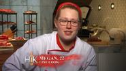 Megan's Confessional (Red Jacket)
