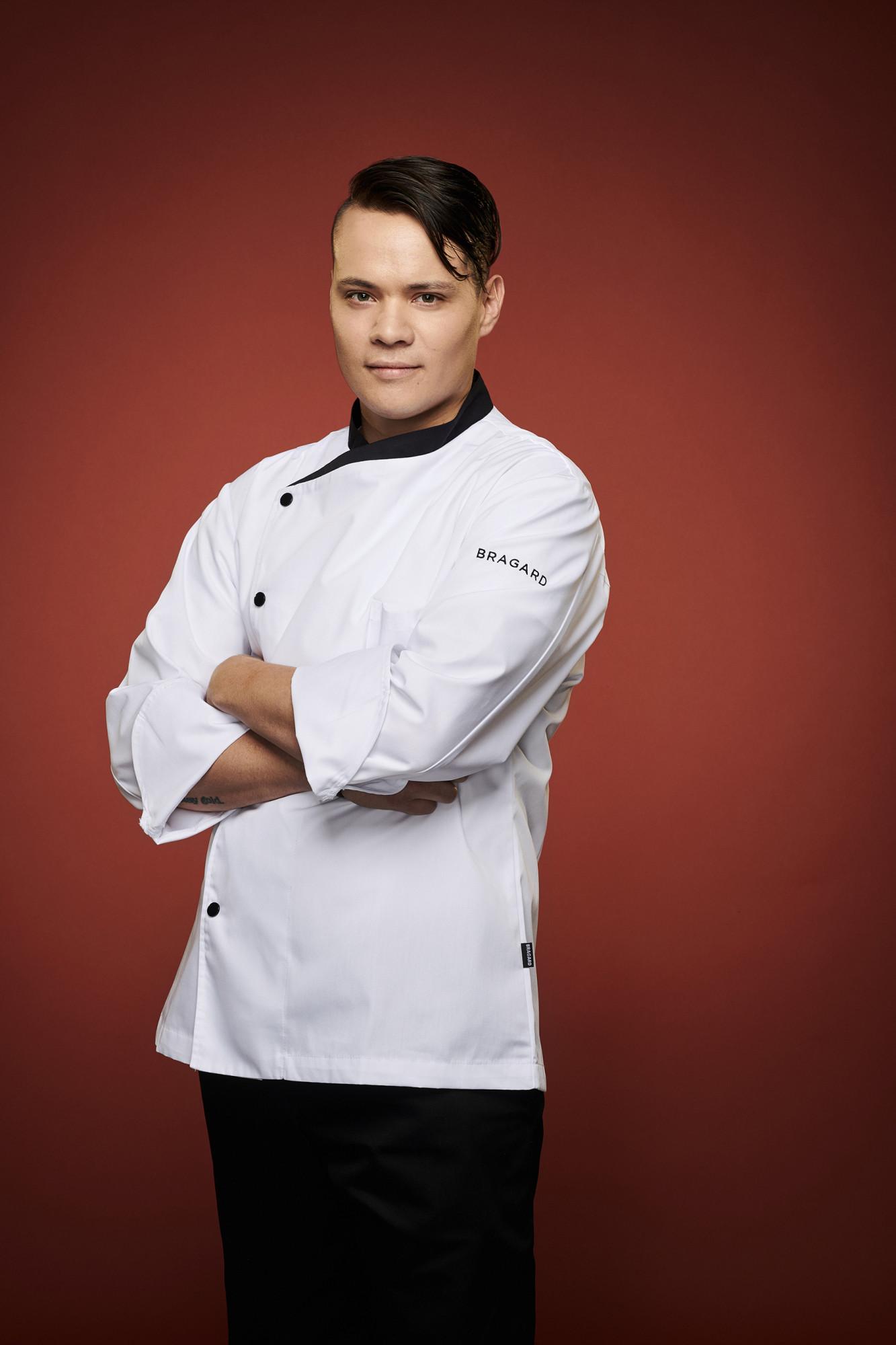 Cody Candelario Hells Kitchen Wiki Fandom