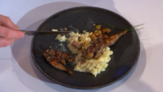 Kanae's Black Jacket Dish (Round 2)