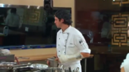 Dave in Head Chefs Jacket