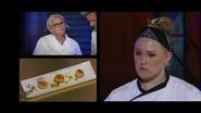 Megan's Final Tasting Dish (Hot Appetizer)