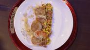 Jennifer (S17)'s Black Jacket Dish (Round 3)