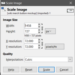 GIMP scale image tool.png