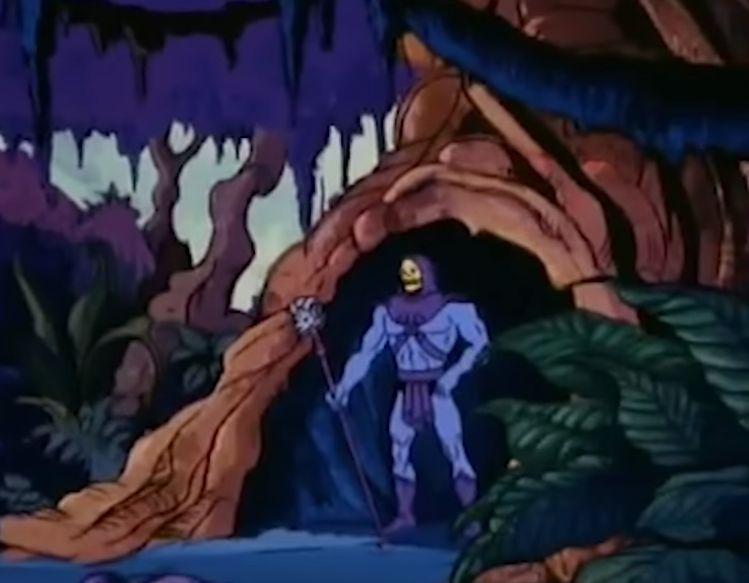 Cave of Cambro
