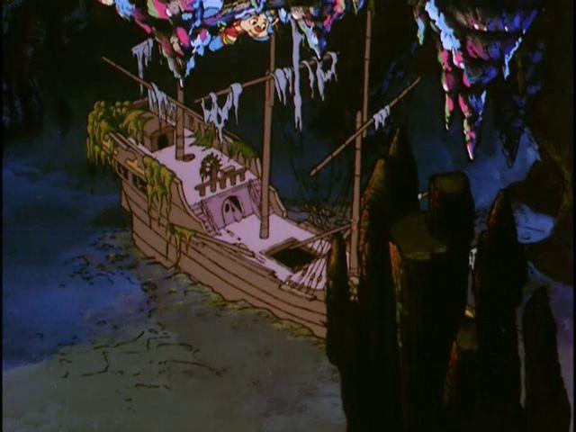 Enchanted Grotto