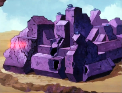 Fortress in the Sands