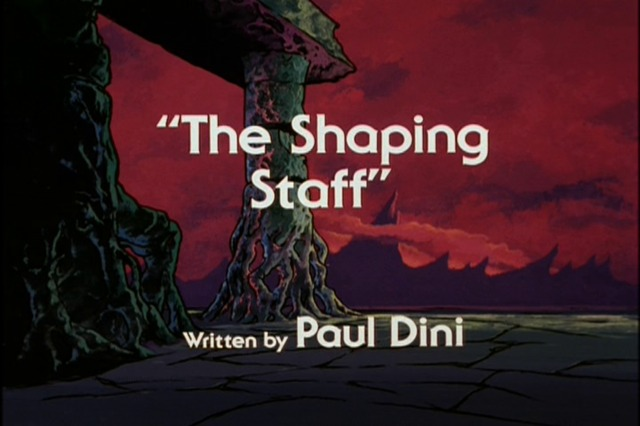 The Shaping Staff