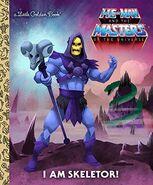 I Am Skeletor! - Little Golden Books - Cover