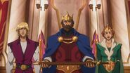 King Randor and Queen Marlena (Masters of the Universe- Revelation)