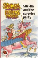 She-ra and the surprise party