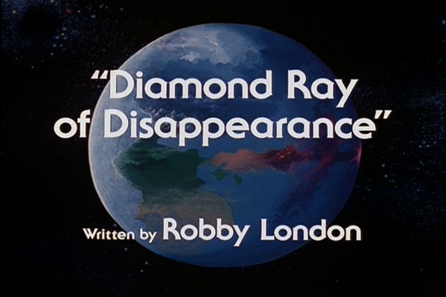 Diamond Ray of Disappearance