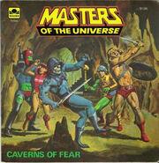 MOTU - Caverns Of Fear - Golden