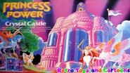 She-Ra Princess of Power Crystal Castle Commercial Retro Toys and Cartoons