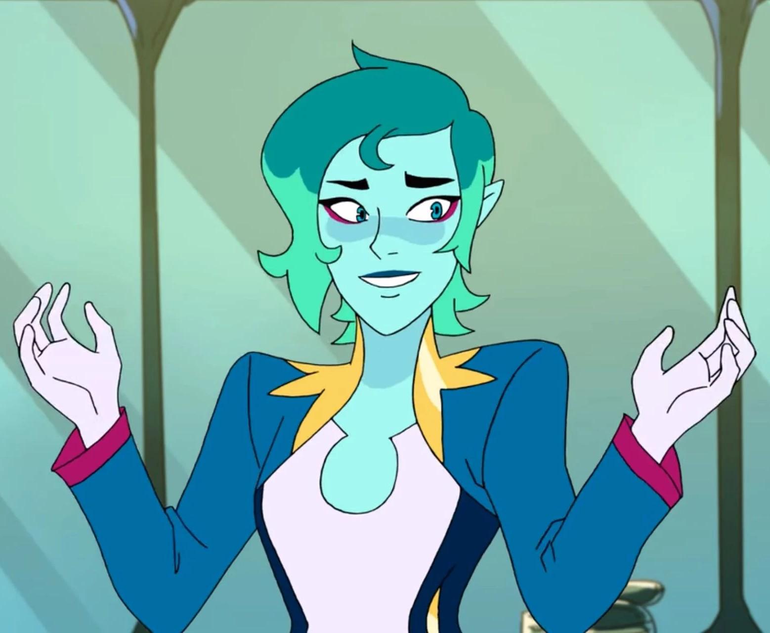 Peekablue (She-Ra and the Princesses of Power)