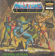 MOTU - Caverns Of Fear - USA Superstars