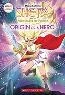 She Ra Origin of a Hero Cover