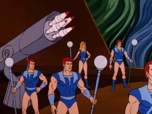 Bright Moon Guards