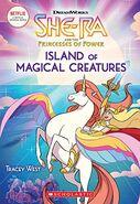 She Ra Island of Magical Creatures Cover