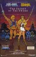 The Secret of the Sword FilmPoster