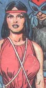 Delora (Stratos' wife)
