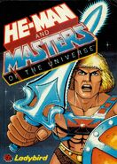 He-Man And The Masters Of The Universe - 6 Stories - Ladybird - Cover