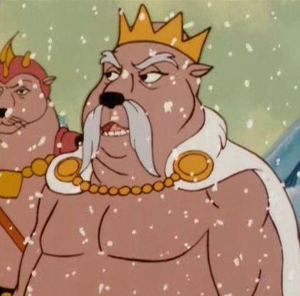 King Narwahl