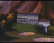 General Niquor's home exterior