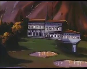 General Niquor's home