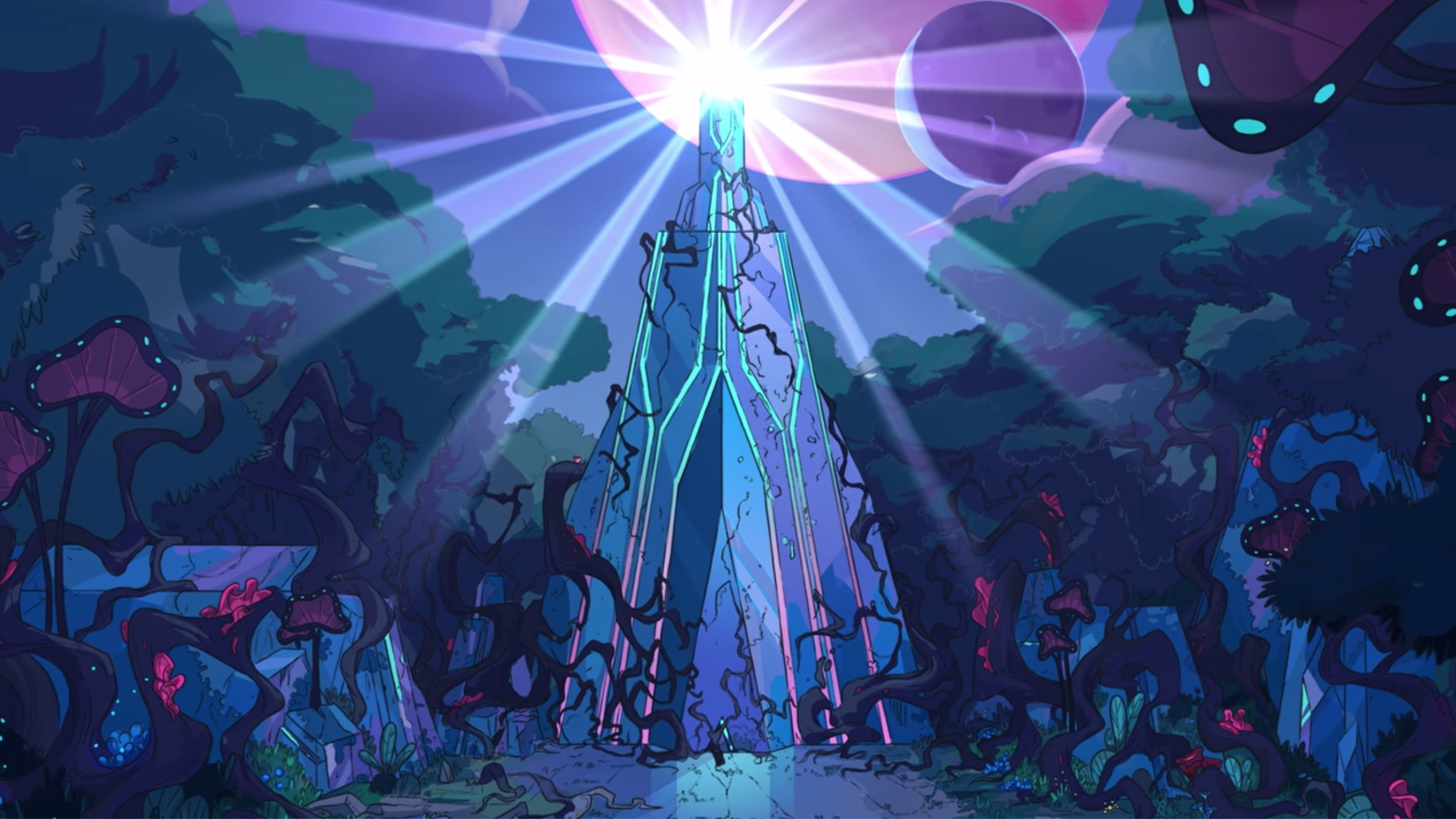 Crystal Castle (She-Ra and the Princesses of Power)