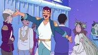 Sea Hawk (She-Ra and the Princesses of Power) from Princess Prom 001