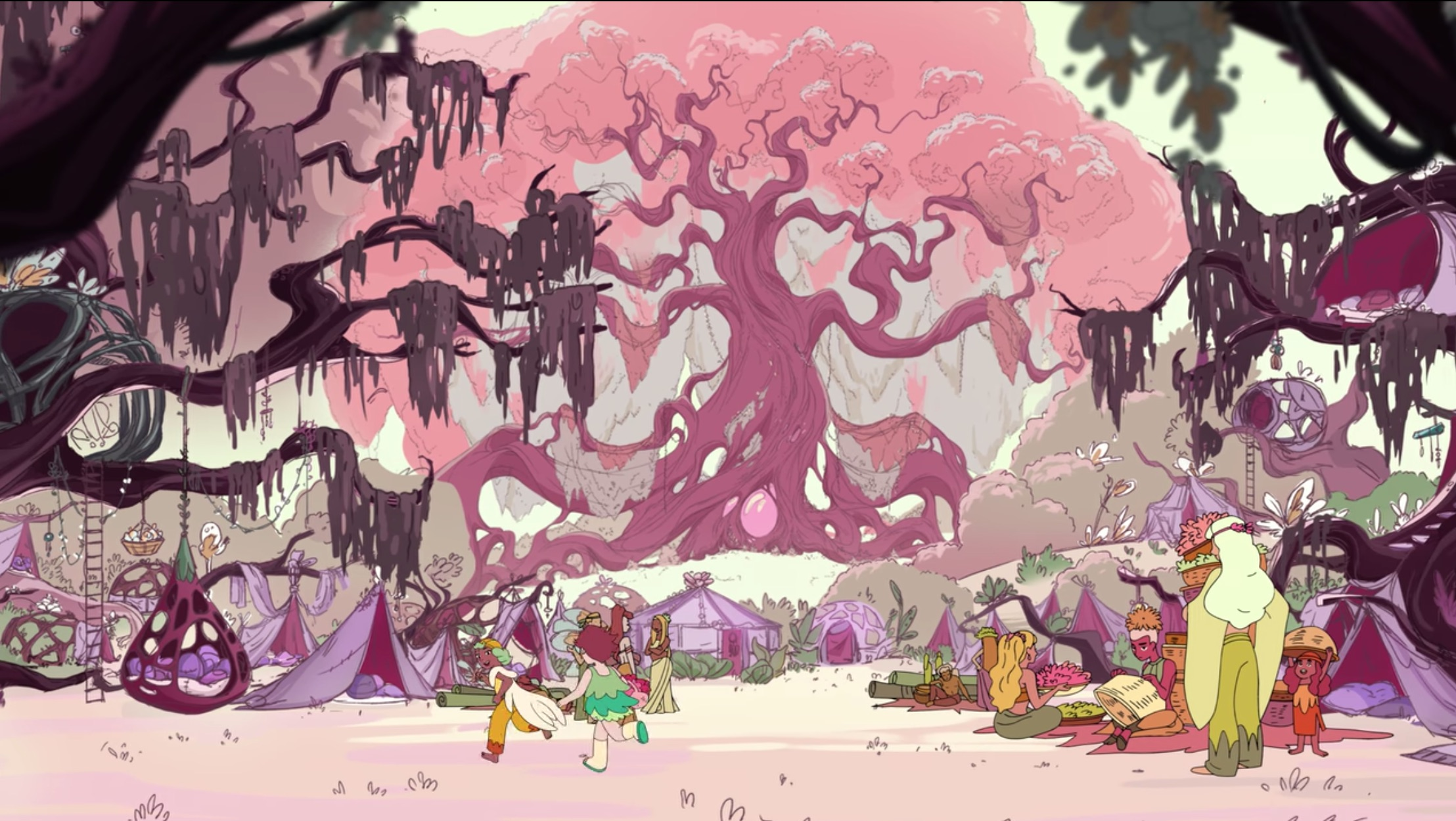Plumeria (She-Ra and the Princesses of Power)
