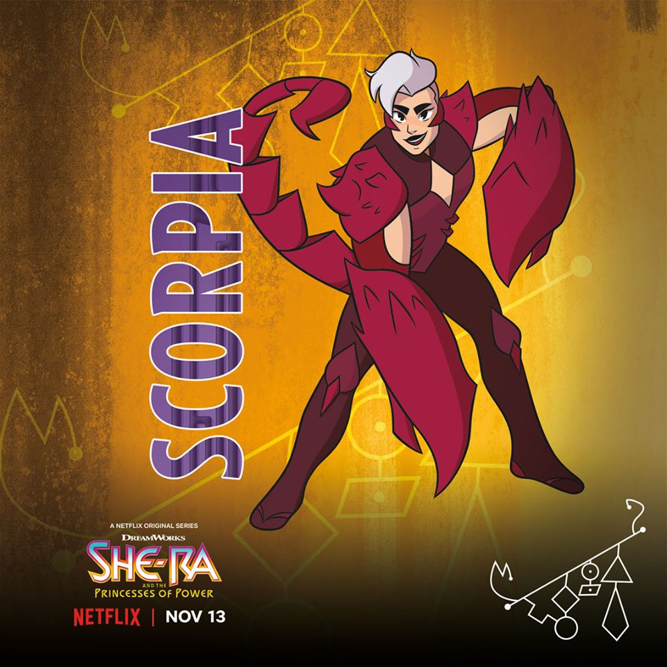 Scorpia (She-Ra and the Princesses of Power)