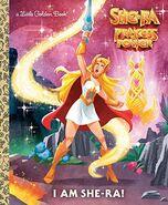I Am She-Ra! - Little Golden Books - Cover