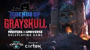 Legends of Grayskull Announcement Trailer