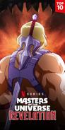 Revelation Netflix boxart only on N 2