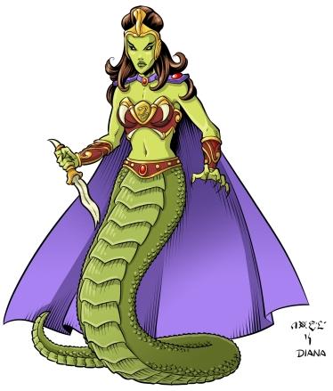 Lady Slither