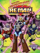 New Adventures of He-Man DVD vol 2