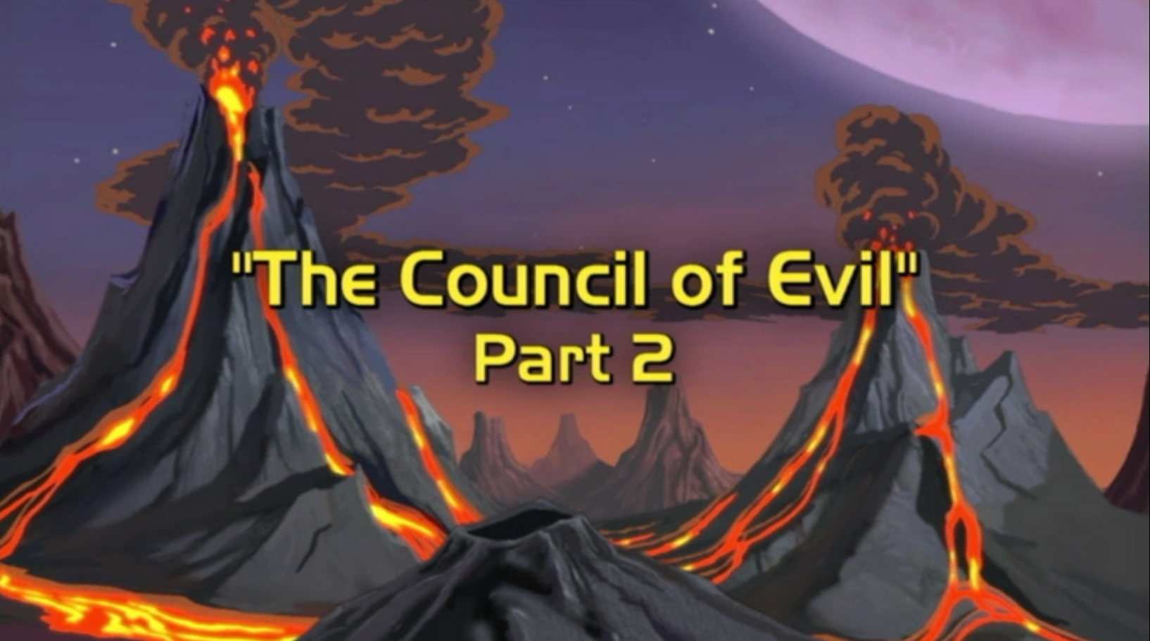 The Council of Evil, Part 2