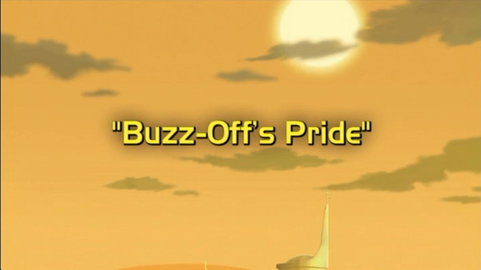 Buzz-Off's Pride