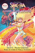 She Ra The Legend of the Fire Princess Cover