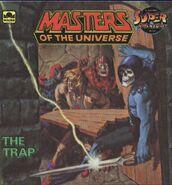 MOTU The Trap - Golden Super Adventure